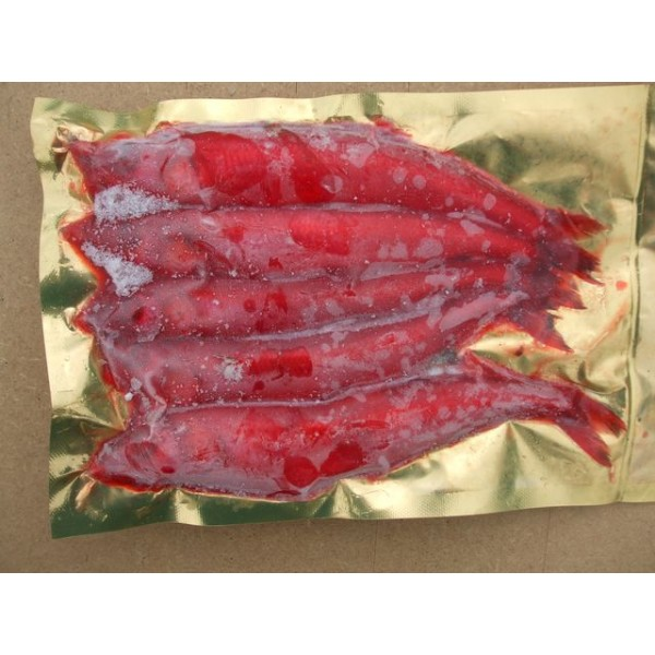 Smelts Red (5 to 6 per pkt) 4 - 6 inch