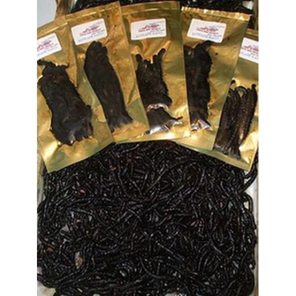 "Oiled fresh Blacks 6-8""  (10 per pk)"