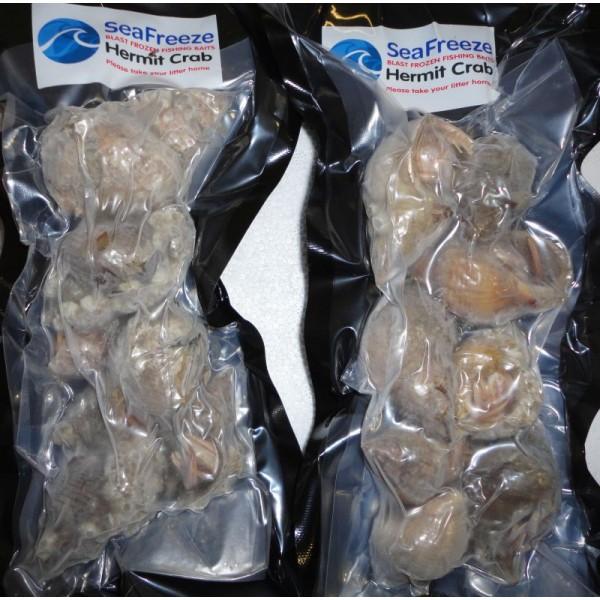 Crabs Hermit  (6-8 per pk)