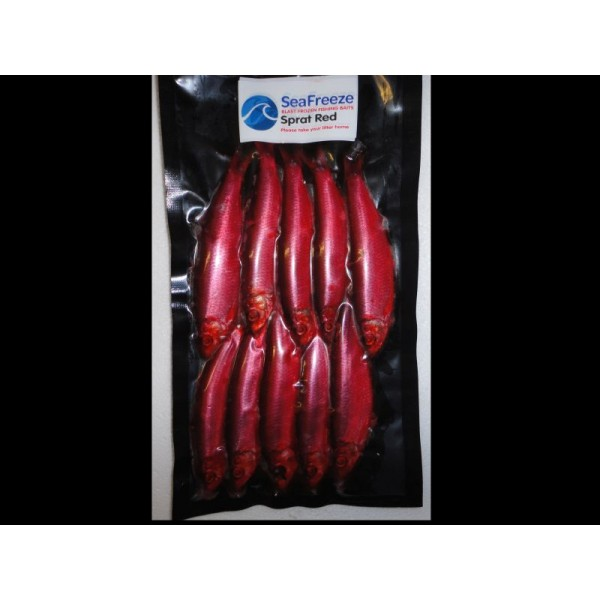 Sprats Red (8-10 per pk)
