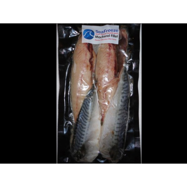 Mackerel Fillets (2-6 per pk)
